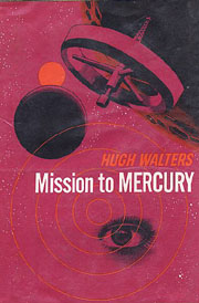 Image result for Mission to Mercury walters